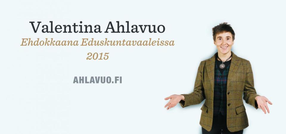 Valentina Ahlavuo